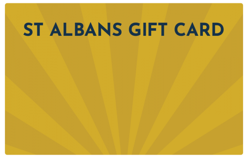 St Albans Gift Card